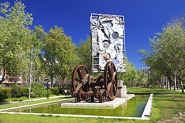 Parc de la Ciutadella, Barcelona, Catalonia, Spain, Europe