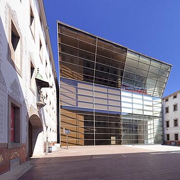 Center of Arts, Centre de Cultura Contemporania de Barcelona, CCCB, El Raval, Barcelona, Catalonia, Spain, Europe