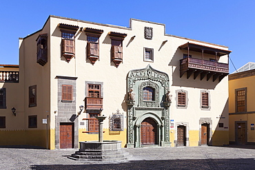 Casa de Colon, Vegueta Old Town, Las Palmas, Gran Canaria, Canary Islands, Spain, Europe