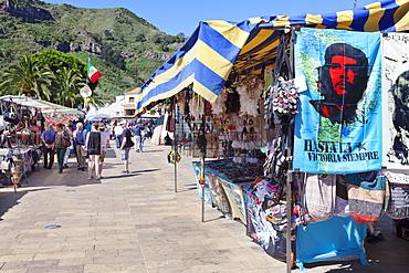 Sunday market, Teror, Gran Canaria, Canary Islands, Spain, Europe