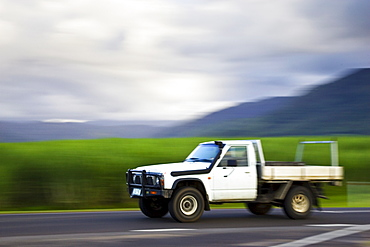 Pickup truck, Freshwater Connection, Australia