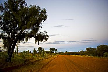 Mereenie Loop Road, Red Centre, Australia