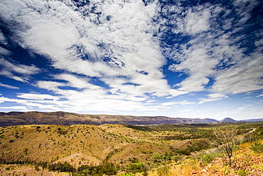 West Macdonnell Mountain Range, Northern Territory, Australia