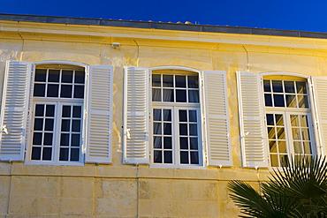 La Baronnie  Hotel in Saint-Martin de Re, France.
