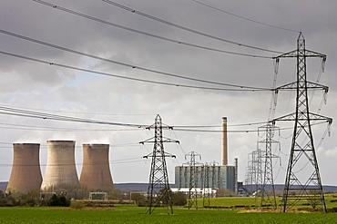Rugeley Power Station, Staffordshire, United Kingdom