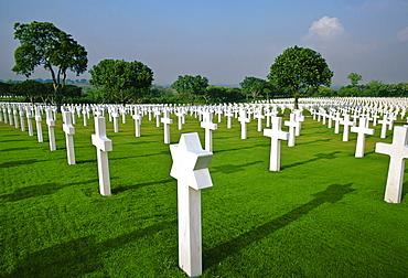American War Cemetry, Manila, Philippines