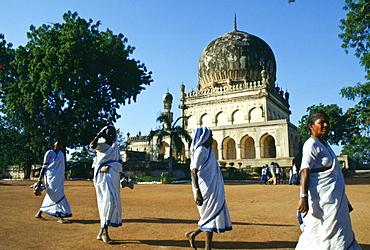 Qutab Shahi Tombs where kings are buried, Hyderabad, Andhrapradesh, India
