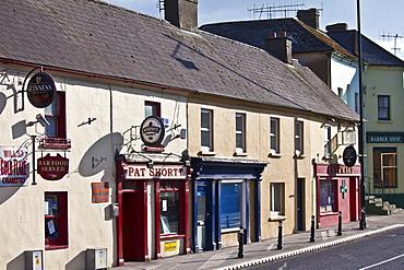 Pat Short Bar, Pharmacy and Barber Shop near Youghal, County Cork, Ireland