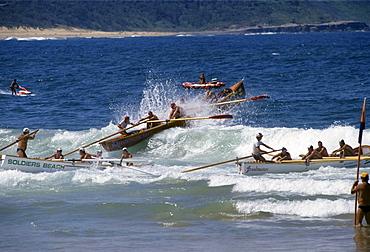 Central Coast Surf Carnival for bicentennial Terrigal Beach, Sydney