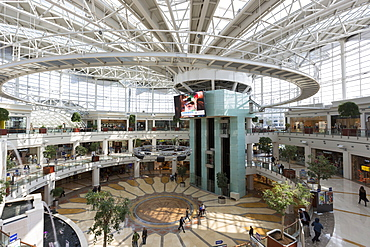Luxury shops at Istinye Park shopping center mall in Levent financial business district of Istanbul, Turkey, Europe, Eurasia