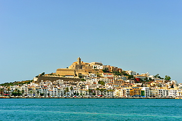 Old Town, Ibiza, Balearic Islands, Spain, Mediterranean, Europe
