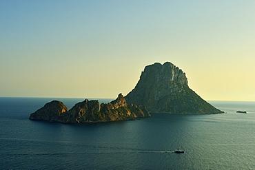 Vedra Island, Ibiza, Balearic Islands, Spain, Mediterranean, Europe