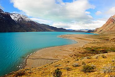 San Martin Lake, Santa Cruz, Patagonia, Argentina, South America