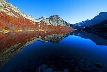 Jakob Lagune at 1800 meters, San Carlos de Bariloche, Patagonia, Argentina, South America