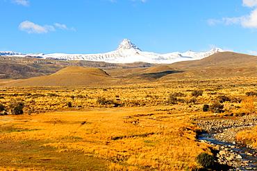 Patagonian steppe, Santa Cruz province, Patagonia, Argentina, South America