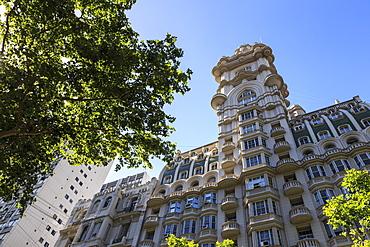Palacio Barolo, one of Buenos Aires most beautiful buildings, Avenue de Mayo, Congreso and Tribunales, Buenos Aires, Argentina, South America