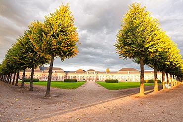 Schwetzingen Palace, Schwetzingen, Baden-Wurttemberg, Germany, Europe