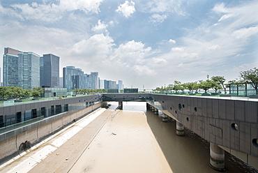 Qianjiang New Town (Jianggan), a new business district of Hangzhou, Zhejiang, China, Asia - 1171-284
