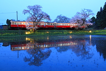 Kominato, Itabu Railway Station, Chiba Prefecture, Japan