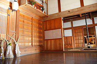 Traditional Japanese Interior