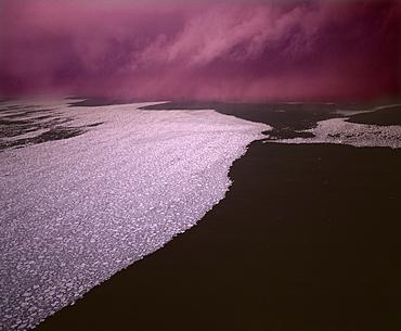 Drift Ice, Abashiri, Hokkaido, Japan