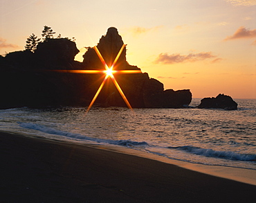 Mado Rock, Ishikawa, Japan