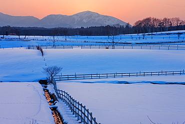 Hiruzen Highland, Okayama, Japan