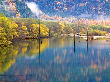 Kamikochi, Nagano, Japan
