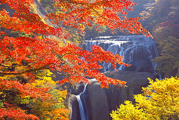 Fukuroda Falls, Ibaragi, Japan