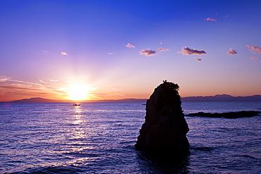 Tateishi Beach, Kanagawa, Japan