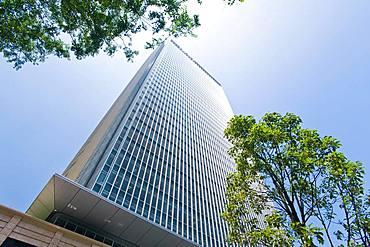 Akasaka Biz Tower, Tokyo, Japan