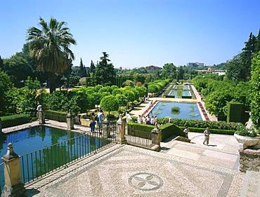 Alcazar, Cordoba, Spain