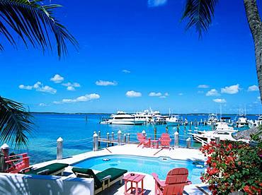 Marina, Bahama