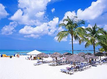 Cable Beach, Nassau, Bahama