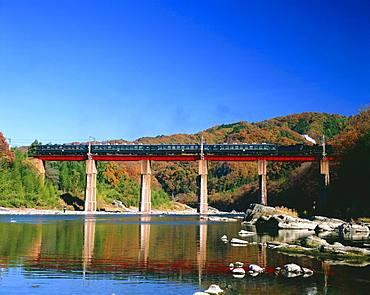 Chichibu Railway, Saitama, Japan