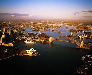 Asuka, Sydney Port, Australia
