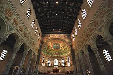 Basilica di Sant'Apollinare in Classe, Ravenna, Italy
