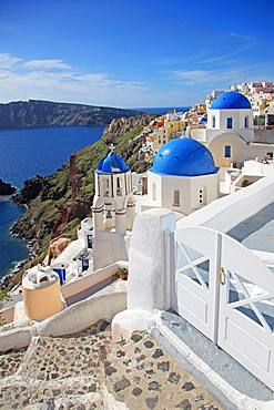 Greece, Cyclades islands, Santorini Island