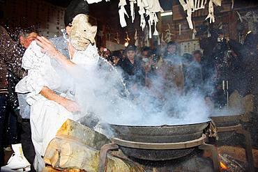 Shimotsuki Festival, Nagano, Japan