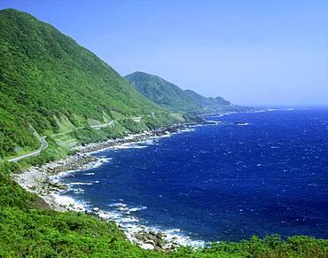 Western Woods and Oceanside, Yakushima, Kagoshima Prefecture