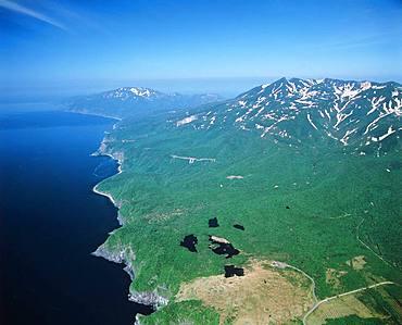 Five Lakes of Shiretoko, Hokkaido, Japan