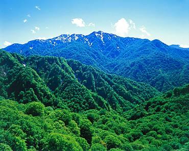 Mt.Mukaishirakami, Aomori, Japan