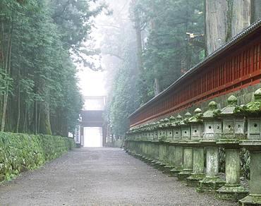 Nikko Tosho-gu, Tochigi, Japan