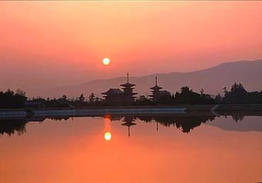 Yakushi-ji, Nara, Japan