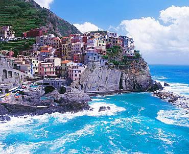 Mana Roller, Italy