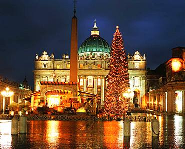 Saint Peter'S Square, Italy