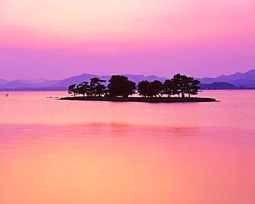 Shinji Lake, Islandne Prefecture