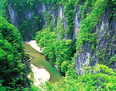 Geibikei, Iwate Prefecture