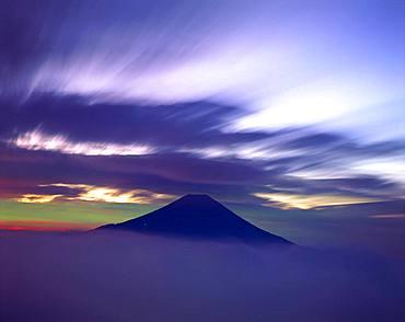 Mt. Fuji, Yamanashi Prefecture