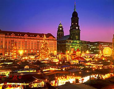 Christmas City, Dresden, Germany